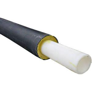 Прямая труба PE-RT 63/125 в изоляции