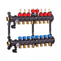 Модульный коллектор Heat-PEX Evolution со смешивающим узлом на 3 выхода