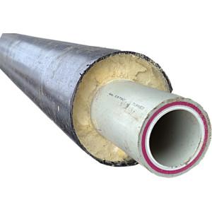 Теплоизолированная полипропиленовая труба 32×4.4/75 для сетей отопления и водоснабжения